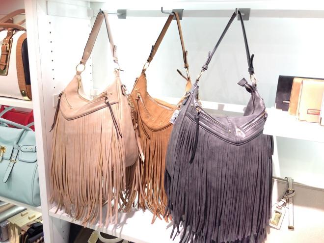 aldo fringed bags